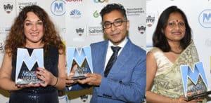 The Asian Media Awards 2019 Winners f