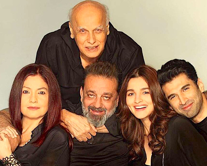 The Return of Mahesh Bhatt after 20 years with 'Sadak 2' - IA 1