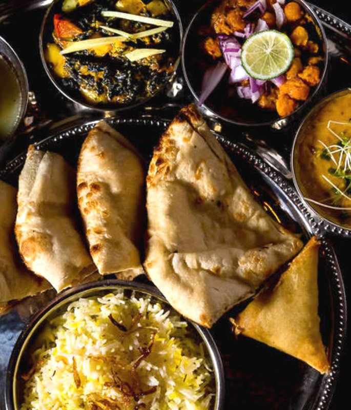 Top 10 Indian Street Food Eateries in the UK - dhaba