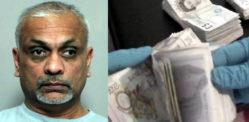 یوکے بزنس مین کو 8.5 ملین ڈالر کی منی لانڈرنگ 'ایمپائر' کے جرم میں جیل بھیج دیا گیا