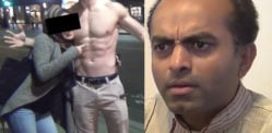 US Pakistani Man reacts badly to Wife flirting with Bodybuilder