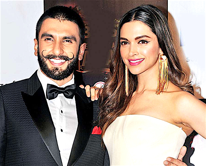 What Deepika says about Work & Marriage with Ranveer - couple