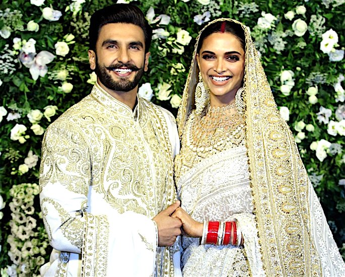 What Deepika says about Work & Marriage with Ranveer - white