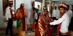 Young Indian Couple get Married against Family Approval f