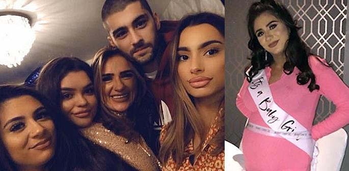 Zayn Malik joins Family as Sister Safaa expects First Baby | DESIblitz - DESIblitz
