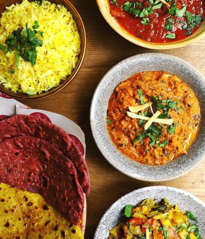 top 10 Indian street food eateries the UK-ia2