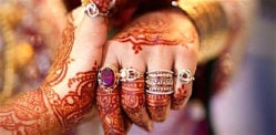 10 Gold Wedding Rings & Designs for Desi Brides