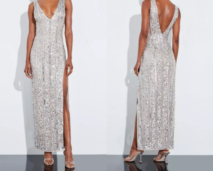 10 Party Dresses for the Holiday Season - maxi