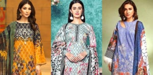 10 Top Pakistani Designers famous for Lawn Collections f