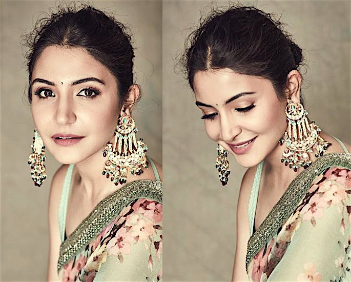 7 Hairstyles of Bollywood Actresses for a Stylish Look - anushka
