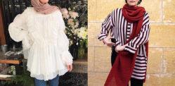 7 Modest Blouse & Top Designs for Modern Women