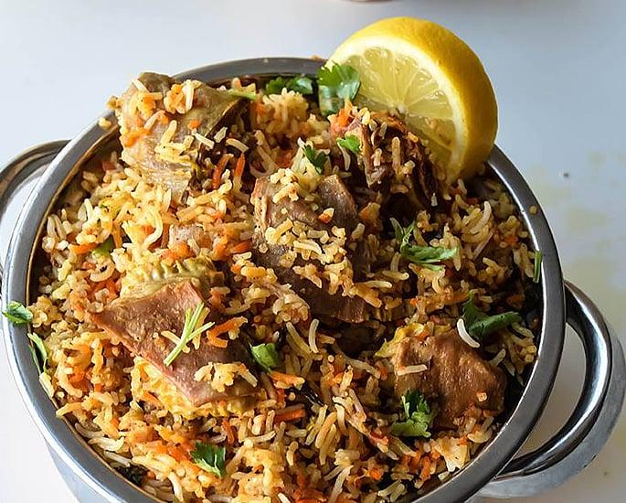 7 popular North Indian Dishes to Make at Home - biryani