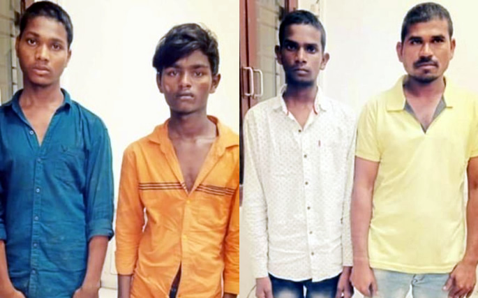 Accused Rapists of Priyanka Reddy shot by Indian Police - rapists