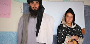 Afghan Father cycles 12km Daily to Get Daughters Educated f