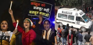 Angry Protests erupt for Unnao Rape Victim who Died f