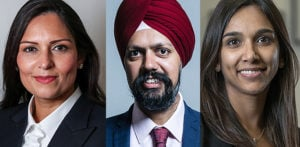 Asian Candidates standing in UK's General Election 2019 f