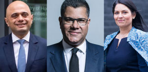Asian Conservative Candidates who Won in the UK Election 2019 f