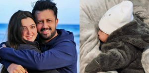 Atif Aslam and Sara Bharwana have a Baby Boy f