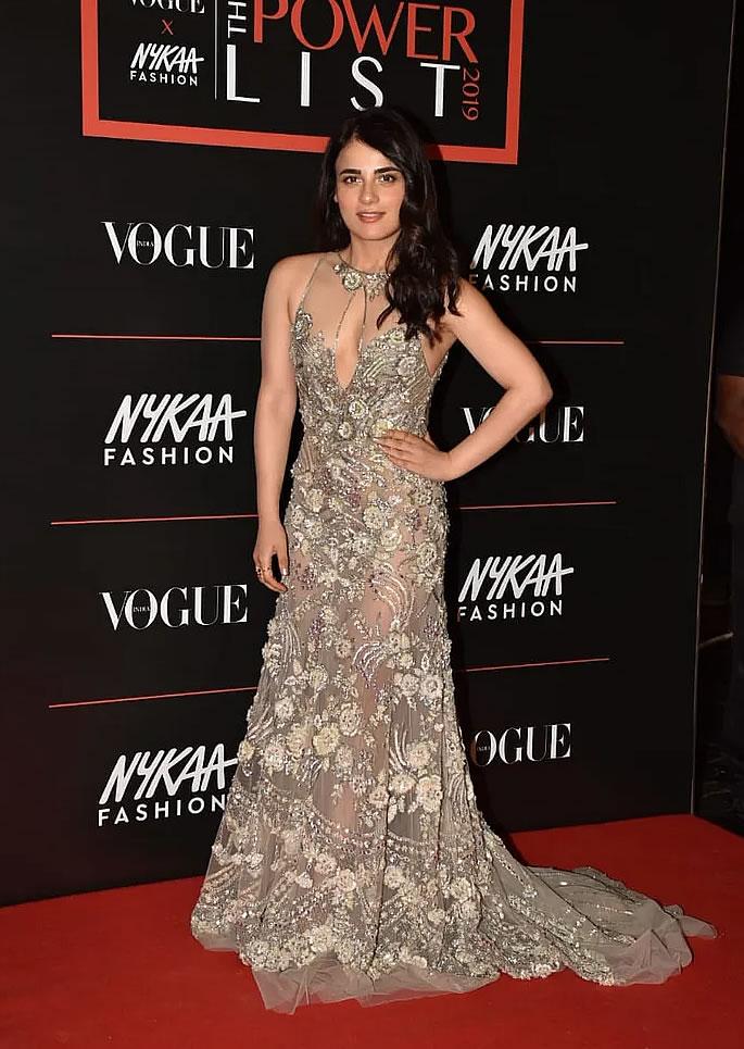 Best Dressed Bollywood Stars at Vogue Power List 2019 - Radhika Madan
