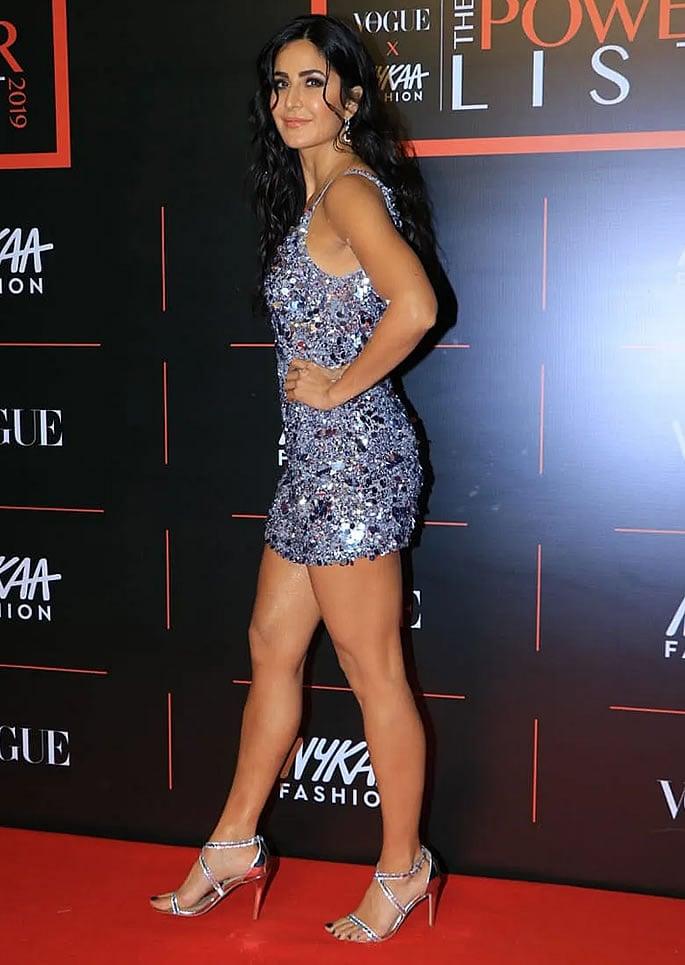 Best Dressed Bollywood Stars at Vogue Power List 2019 - katrina