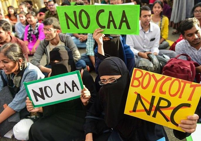 Bollywood Reacts to India's Citizen Amendment Act - protest