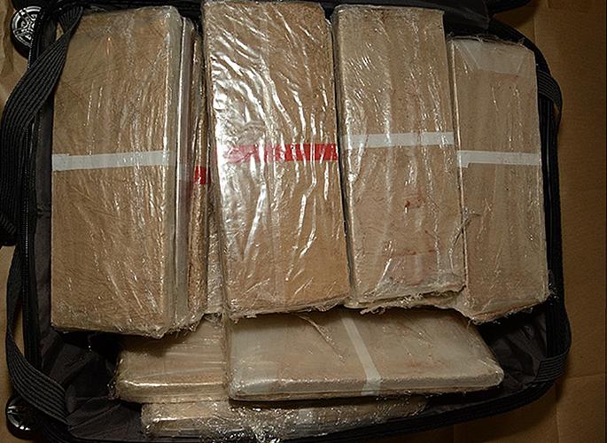 Bradford Drug Dealers jailed over £3m Heroin & £130k Cash - stash