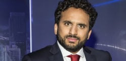 Comedian Nish Kumar gets Booed Off Stage at Charity Lunch