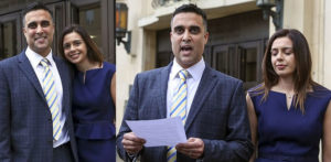 Couple banned from Adopting win Race Discrimination Case f