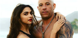 Deepika talks working with Vin Diesel for xXx Movie