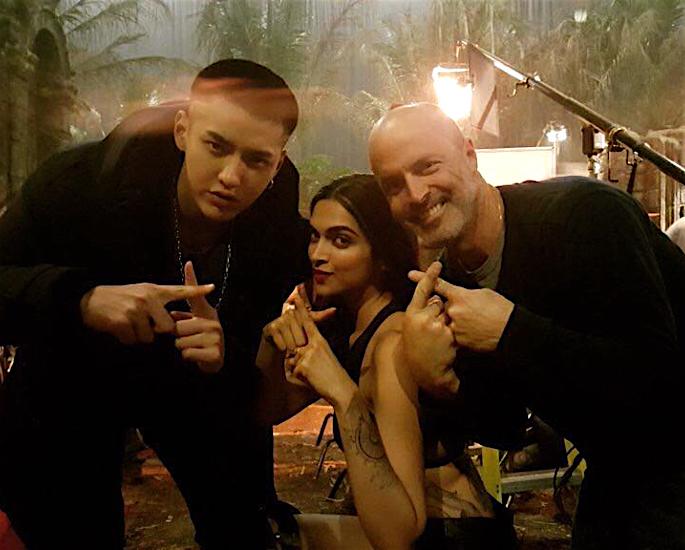 Deepika talks working with Vin Diesel for xXx Movie - team