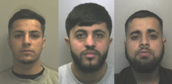 Drugs Gang jailed for flooding Streets with Heroin & Cocaine