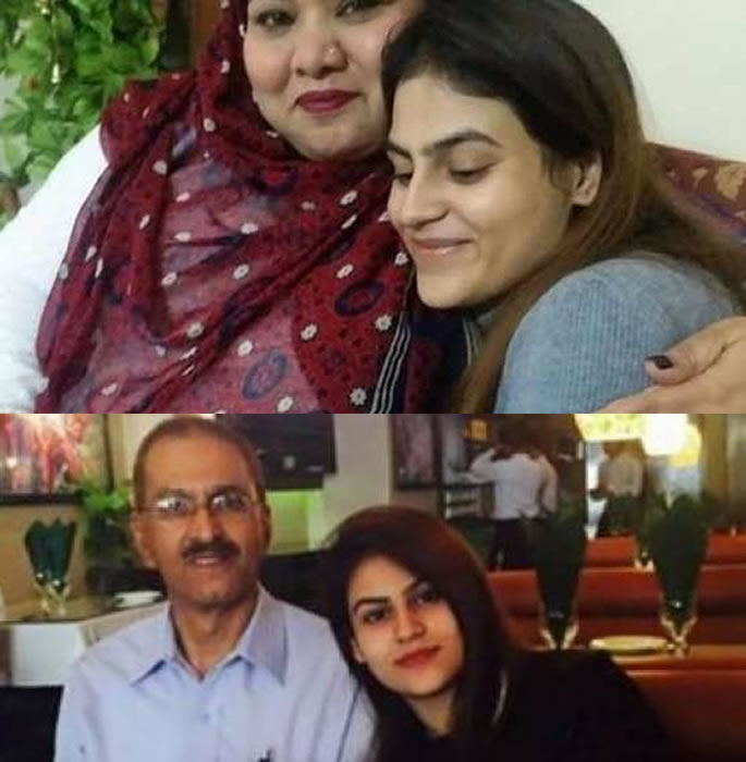 Dua Mangi back Home says She Didn't See Kidnappers - parents