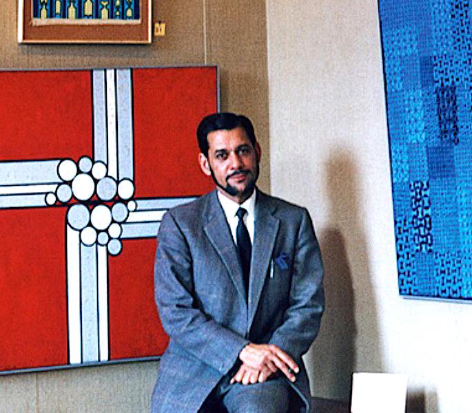 Famous Pakistani Minimalist Artists & Their Unique Artwork - 1.1