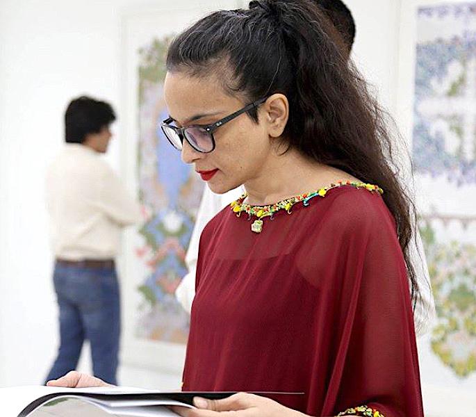 Famous Pakistani Minimalist Artists & Their Unique Artwork - 13.1