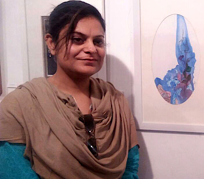 Famous Pakistani Minimalist Artists & Their Unique Artwork - IA 29.1