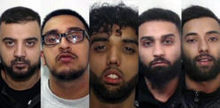 UK Gang jailed for Drugs, Guns & Cash Criminal 'Enterprise'