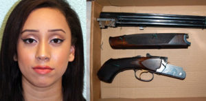 Glamourous Woman jailed for Sawn-Off Shotgun Possession f