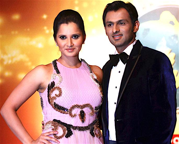 How Did Sania Mirza really meet Shoaib Malik? - award