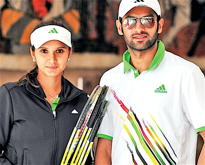 How Did Sania Mirza really meet Shoaib Malik? - young