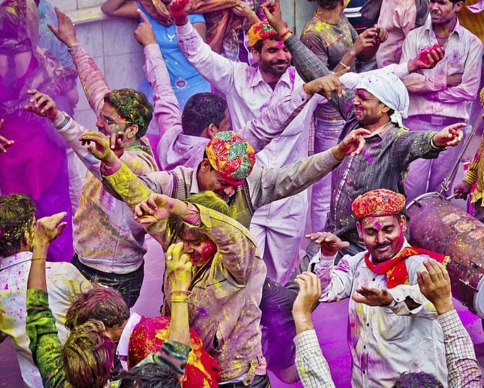 How Indian Culture Influences Global Trends - festival