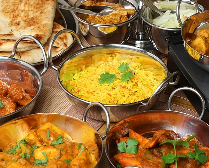 How Indian Culture Influences Global Trends - food