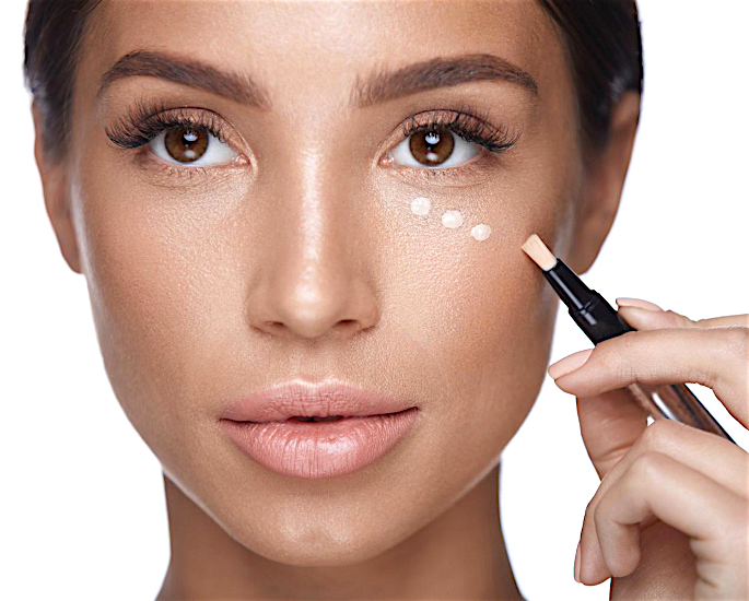 How to Get Rid of Dark Under-Eye Circles - concealer