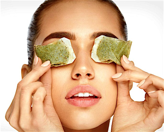 How to Get Rid of Dark Under-Eye Circles - tea bags