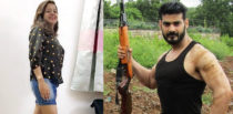 Indian Boyfriend shoots dead Girlfriend and a Cab Driver f
