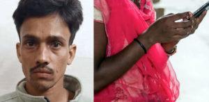 भारतीय पिता ने पत्नी को फोन पर बात करने के लिए मारा