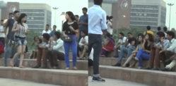भारतीय लड़कियों को परेशान किया जाने वाला वीडियो चौंकाने वाला परिणाम दिखाता है
