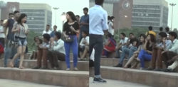 Indian Girls being Harassed Video shows Shocking Result