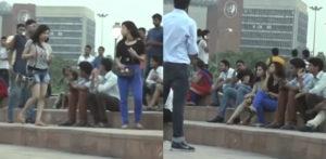 भारतीय लड़कियों को परेशान किया जाने वाला वीडियो चौंकाने वाला परिणाम दिखाता है f