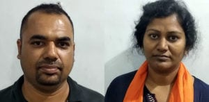 Indian Man & Girlfriend kill Wife and Hide Her Body f