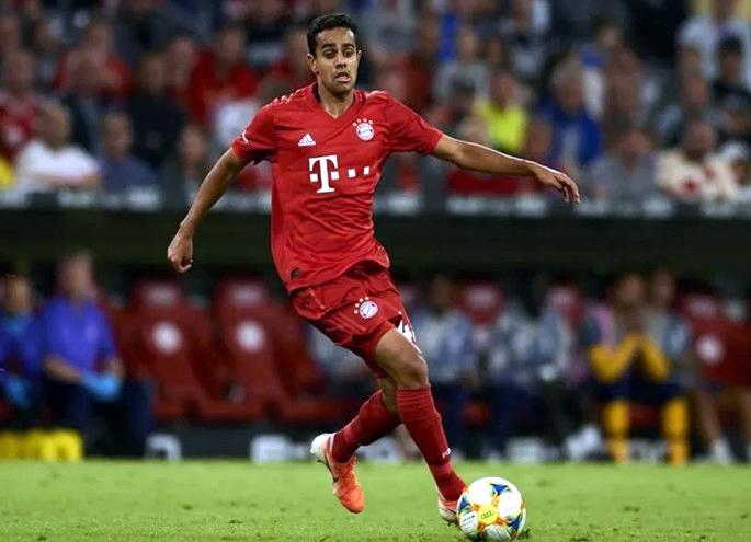 Indian Origin Sarpreet Singh makes Debut for Bayern Munich - playing